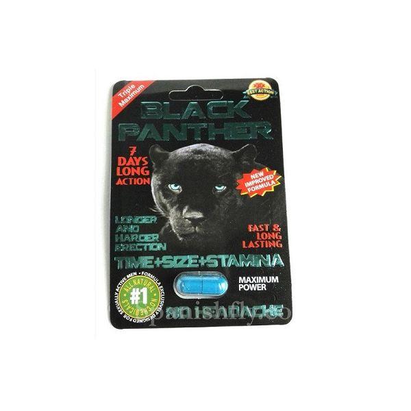 BLACK PANTHER PILLS 30/BOX
