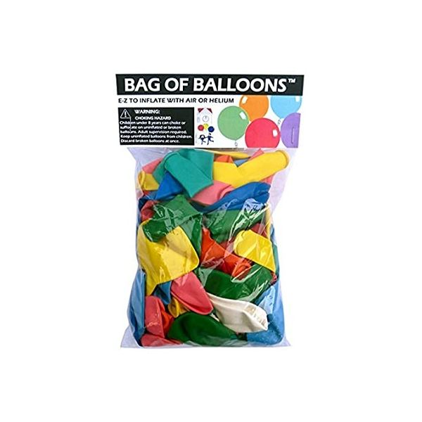 12'' LATEX BALLOONS 72/BAG