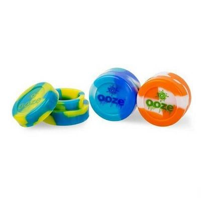 OOZE SILICONE CONTAINERS TIE DYE 5ML - 75CT