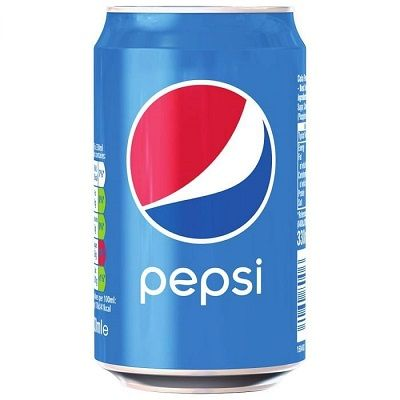 STACH CAN PEPSI