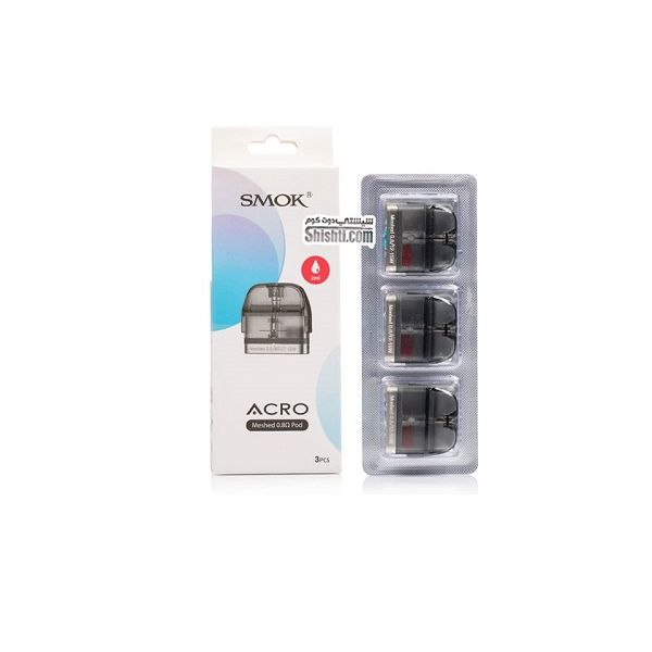 SMOK ACRO REPLACEMENT POD - 3 PACK