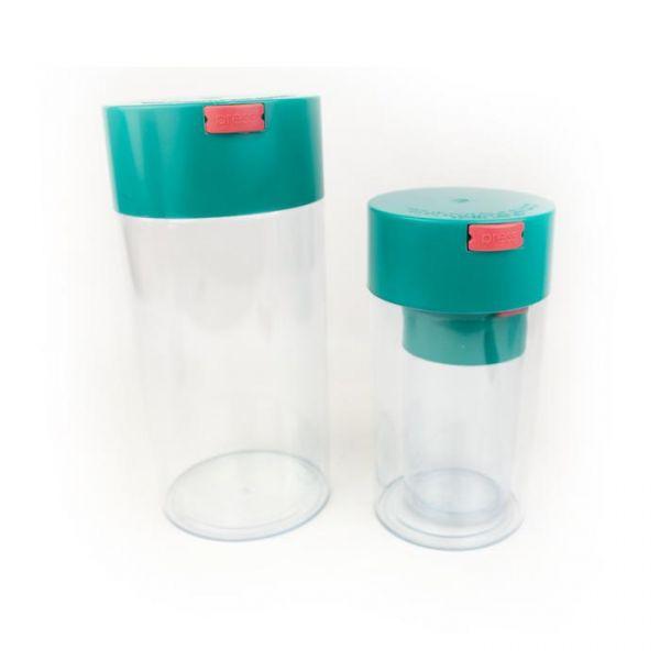 Acrylic Air Tight 3 in 1 Jar (30MC) - 83oz size, 42oz size, 190z size