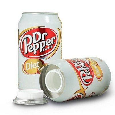 STACH CAN DR PEPPER DIET