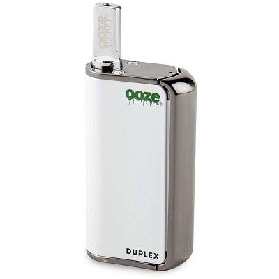 OZZE DUPLEX DUAL EXTRACT VAPORIZER KIT - WHITE