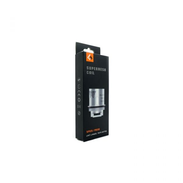 GeekVape SuperMesh Replacement Coil - 5 pack