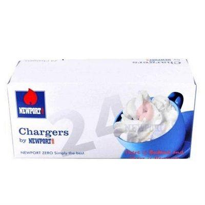 Z-Zeus Cream Cream Charger 24CT