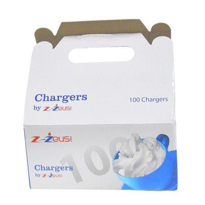 Z-Zeus Cream Cream Charger 100CT