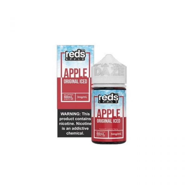 REDS APPLE E-LIQUIDS - 60 ML