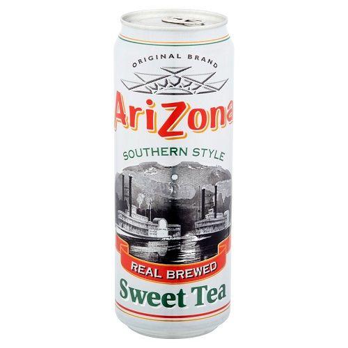 STACH CAN ARIZONA  SWEET TEA
