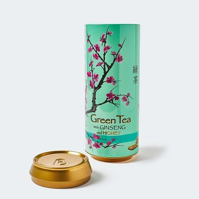 STACH CAN ARIZONA GREEN TEA WITH GINSENG AND HONEY