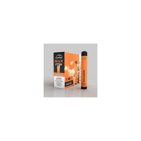 HYPPE MAX FLOW 5%  Disposable Device 2000 Puffs - 10 Pack