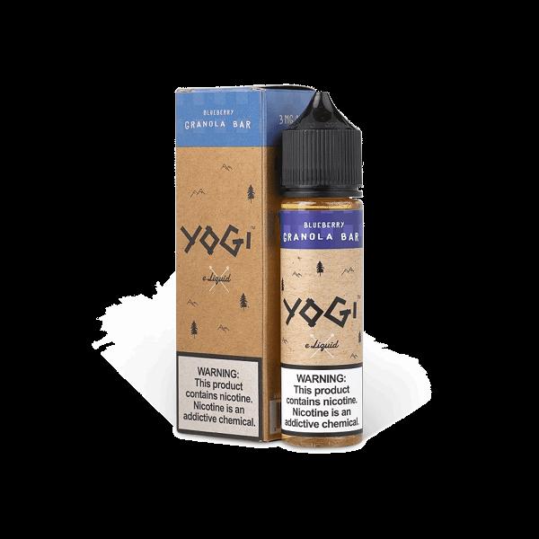 Yogi E-Liquids - 60ML
